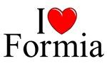 I Love (Heart) Formia, Italy