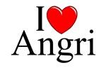 I Love (Heart) Angri, Italy