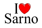 I Love (Heart) Sarno, Italy
