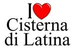 I Love (Heart) Cisterna di Latina, Italy