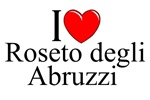 I Love (Heart) Roseto degli Abruzzi, Italy