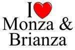 I Love (Heart) Monza & Brianza, Italy