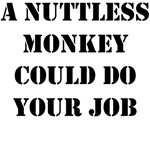 Nutless Monkey