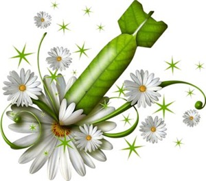 Nature Flower Bomb