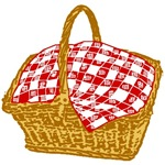 Picnic Basket T-shirts