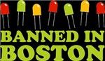 LEDs Banned Boston T-shirts