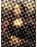 Mona Lisa Halftone