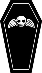 Cute Coffin