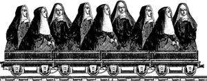 Nun Train