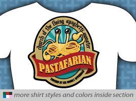 Pastafarian Seal