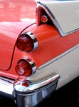 Classic Cars : 1950s Pink Fins