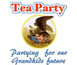 tea party eagle