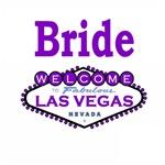 Purple LV Wedding