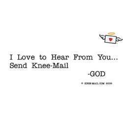 I Love to Hear From You...