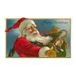 Old Fashioned Santa Claus