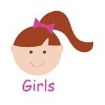 Girls Personalized - English