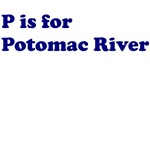 P is for Potomac River