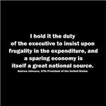 Andrew Johnson Quote