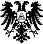 Roman Illuminati Eagle