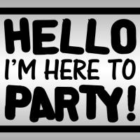 Here to PARTY! - Lights