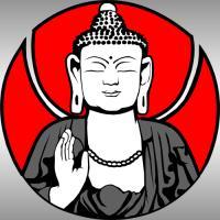 Gatuama Buddha Logo