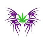 Cannabis Tribal Wings