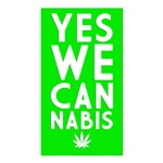 Yes We Cannabis Inverted