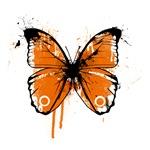 Butterfly Graffiti