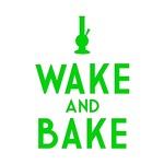 Wake and Bake Green