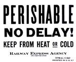 Perishable - No Delay !