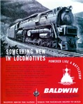 Baldwin S-2 Steam Locomotive