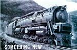 Railroad Postcard Page