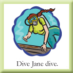 Dive With Dick & Jane