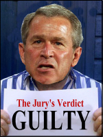 The Trial of George Bush