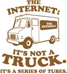 The Internet: It's not a truck