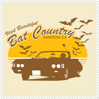 Visit Beautiful Bat Country