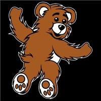 Teddy Bear Hugging