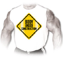 Body Under Construction!
