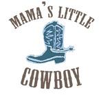MAMA'S LITTLE COWBOY