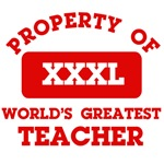 Property of Teacher