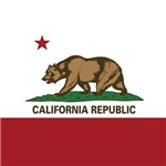 California Flag - Plain