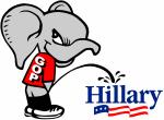 GOPee on Hillary