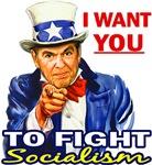 IWY Fight Socialism - Reagan