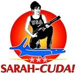 Sarah-Cuda!