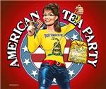 Palin - American Tea Party