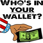 Who's in your wallet?
