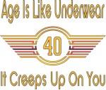 Funny 40th Birthday