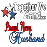 Proud Navy Husband