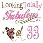 Fabulous 33rd