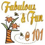 Floral 101st
